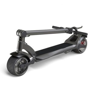 Wide Wheel Extreme Suspension - el løbehjul