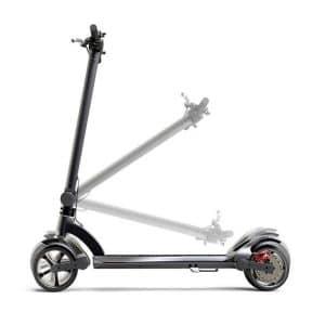 Wide Wheel Extreme Suspension sammenklappelige