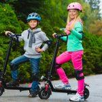 El-løbehjul til børn – her er de bedste modeller i 2021