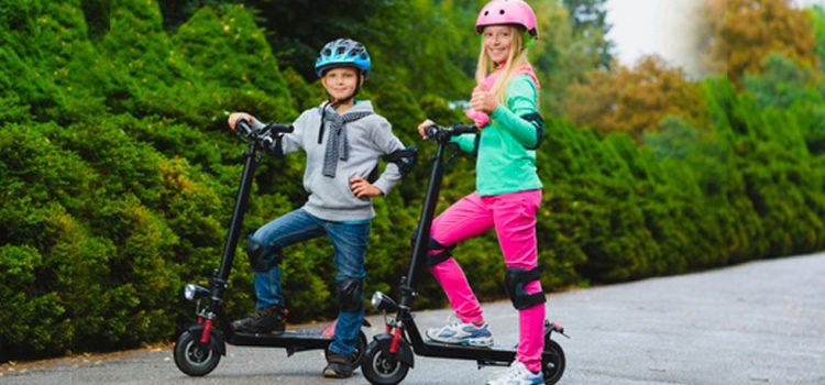 El-løbehjul til børn – her er de bedste (2019)