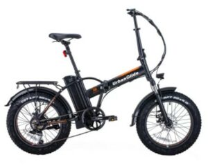 Urbanglide C7 – den bedste allround-elcykel i foldbart design