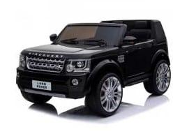Land Rover Discovery 12v til børn