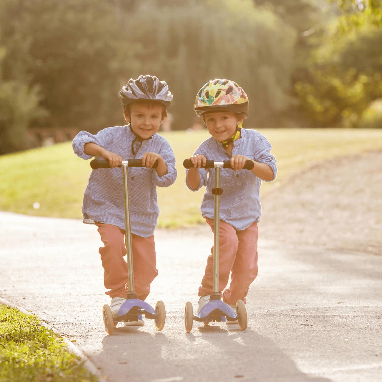 El-løbehjul til børn feature