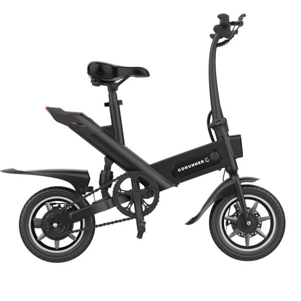GoRunner E-bike Mini – Black