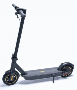 Ninebot by Segway Kickscooter Max G30 – Bedst i test