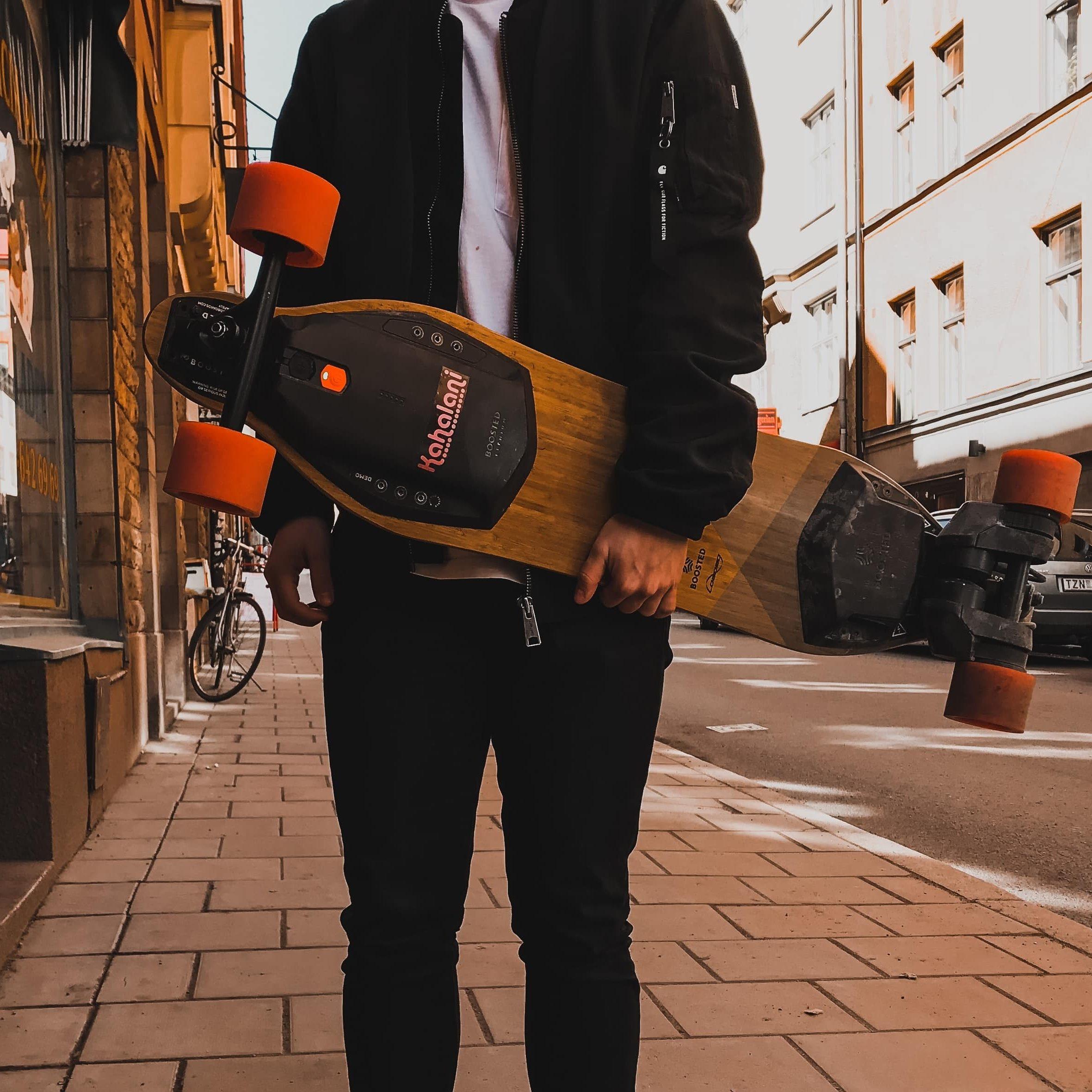 Skateboard elektrisk