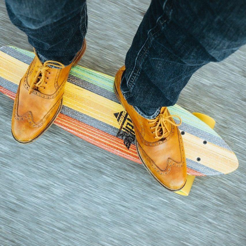 Elektrisk skateboard lovgivning