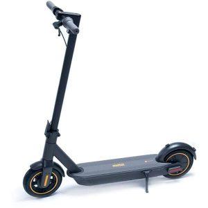 Ninebot by Segway KickScooter MAX G30 – Kraftfuldt og komfortabelt el-løbehjul