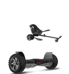 Hummer Segboard 2.0 + Gokart
