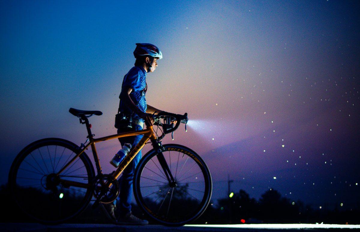 De bedste cykellygter på markedet