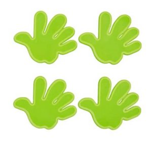 Hands refleksark med 8 stk. fra Atredo (1)